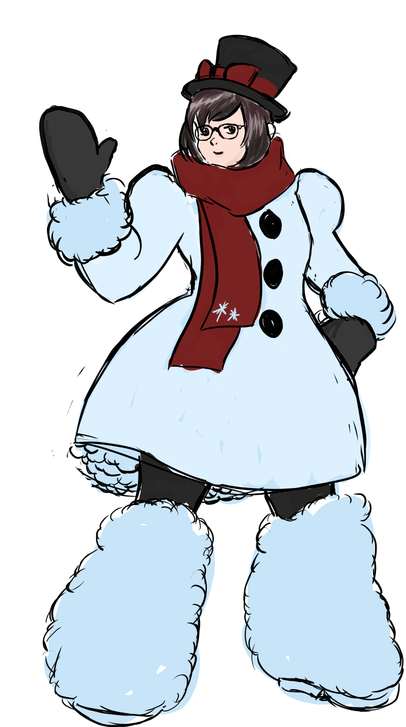 Frosty Mei by Starnelian