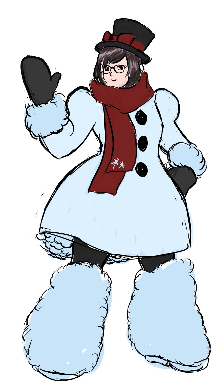 Frosty Mei by Starnelian