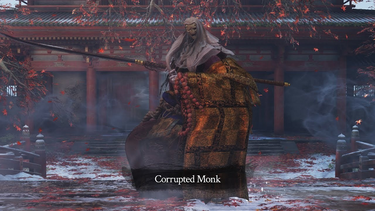 The Corrupted Monk, Yao